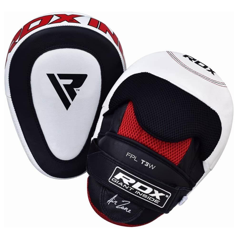 Боксерские лапы RDX T3W PRO
