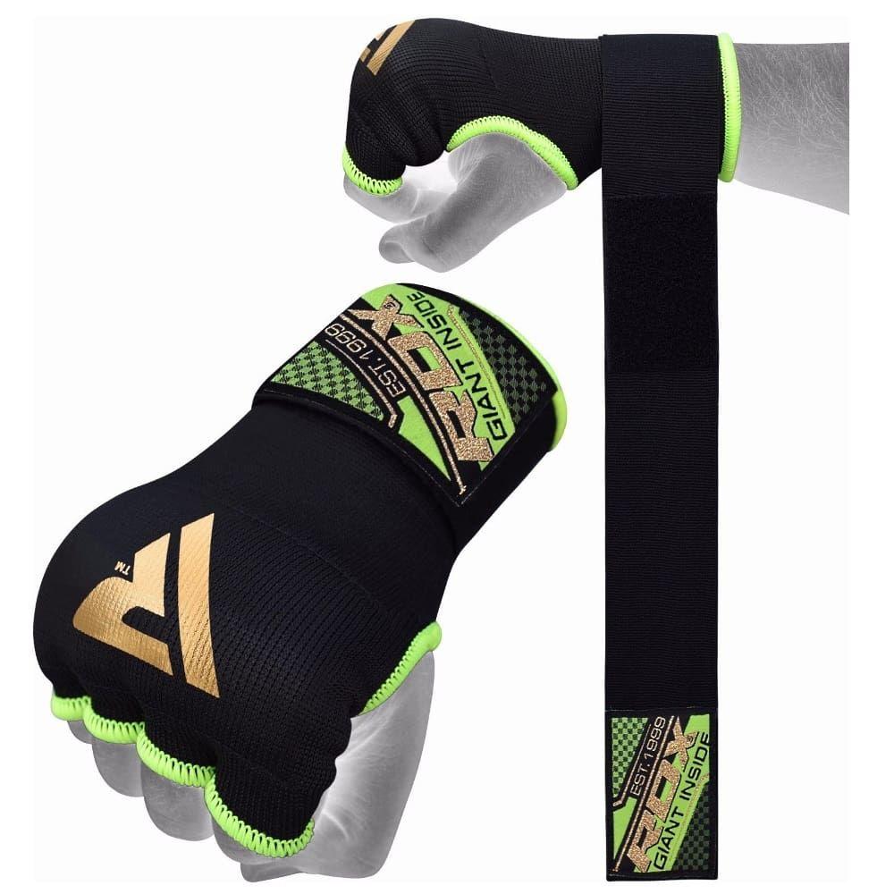 Гелевые перчатки RDX CARBON B-GR GEL
